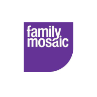 Logo for Family Mosaic