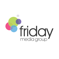 Logo for Friday Media Group
