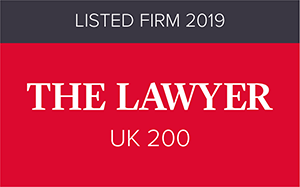 The Lawyer UK 200 logo