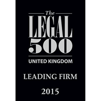 Legal 500 (Leading Firm)