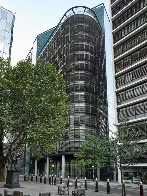 DMH Stallard London Office