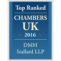 Chambers Top Ranked (DMH Stallard)